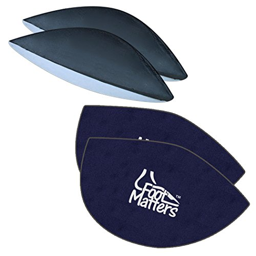 FOOTMATTERS Arch Support Cushions - Medium - 2 Pair