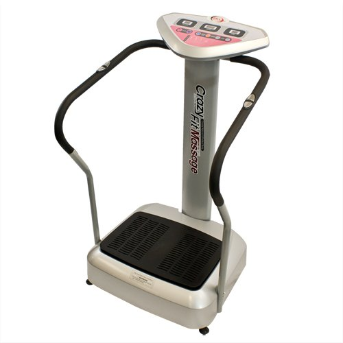Best Choice Products New Slim Full Body Vibration Platform Crazy Fit Massage Fitness Machine