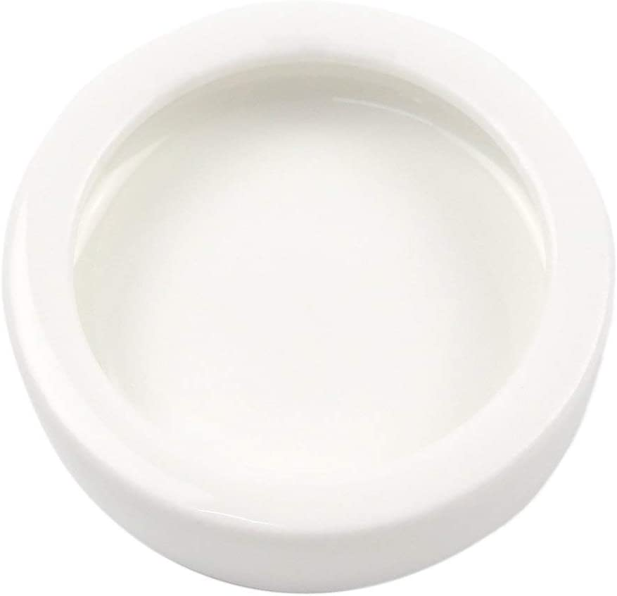 OTO Worm Dish Mini Reptile Food Bowl Ceramics Made