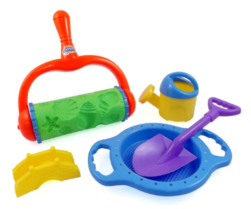 Roller Shovels Sifting Castle Watering
