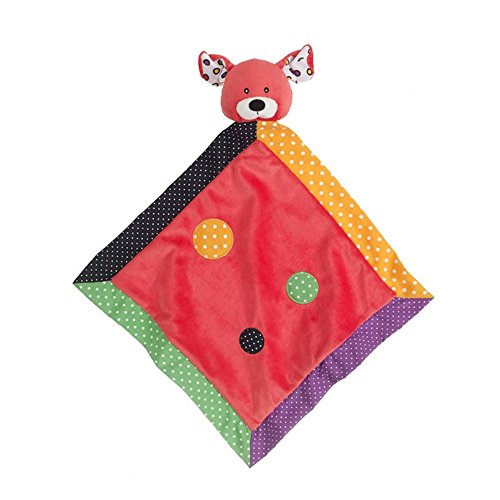 Dot Dog Security Blanket ()