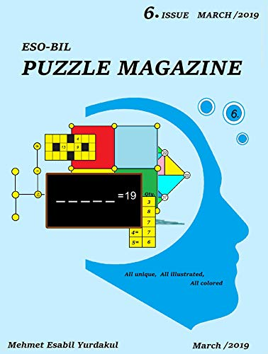 Pdf Entertainment ESO-BIL PUZZLE MAGAZINE, 6. ISSUE, March / 2019