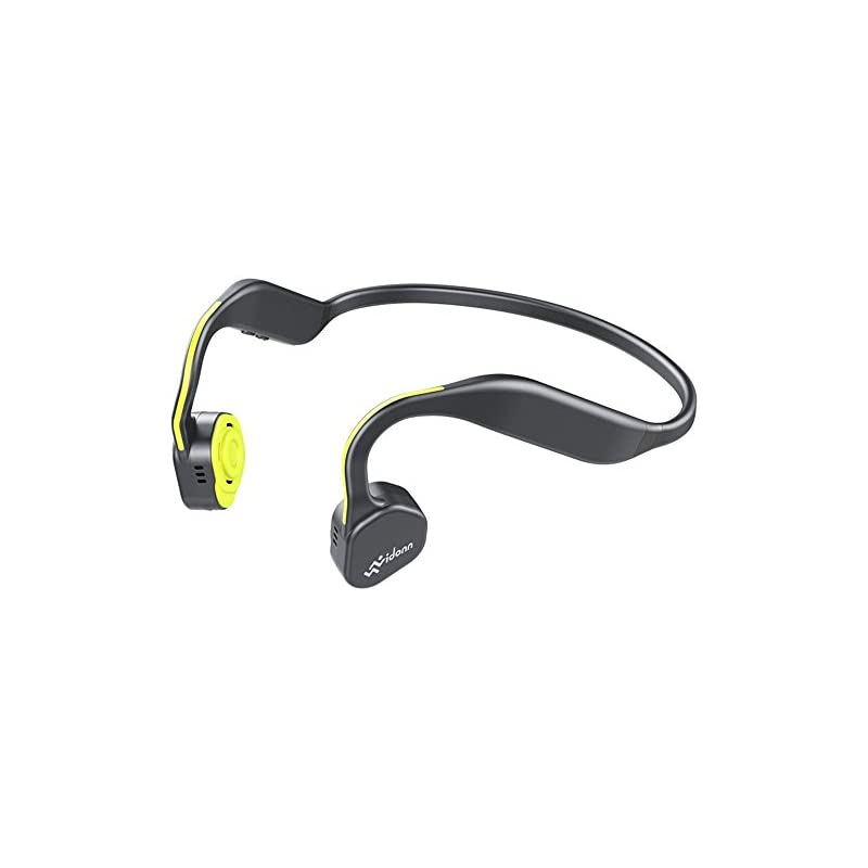 Bone Conduction Headphones, Vidonn F1 Ti