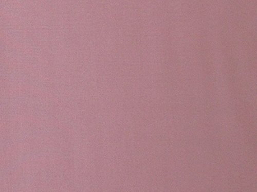 - 100% Organic Cotton Muslin Fabric - Lilac - By The Yard