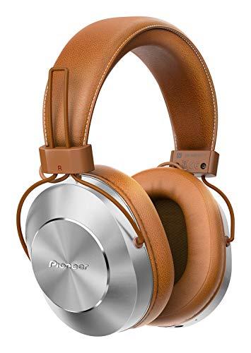PIONEER High res Dynamic Sealed Type Bluetooth Headphones SE-MS7BT-T(Brown) (Renewed)