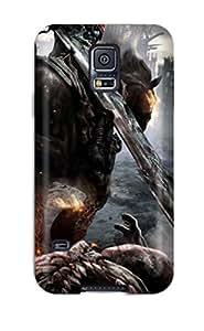 ZippyDoritEduard Galaxy S5 Hybrid Tpu Case Cover Silicon Bumper Darksiders