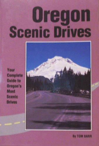 Oregon awe-inspiring drives (A Falcon guide)