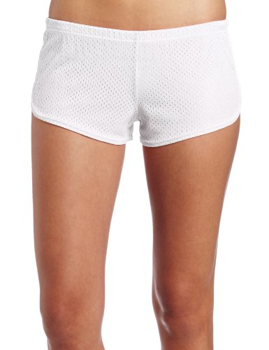 Soffe Juniors Beach Volleyball Short, White, X-Small
