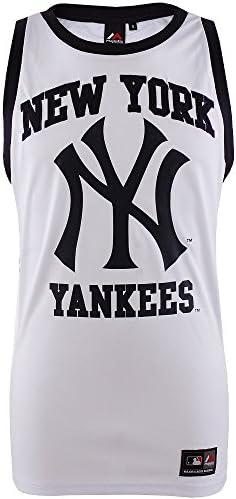 New York Yankees finche Singlet Camiseta de tirantes, unisex: Amazon.es: Deportes y aire libre