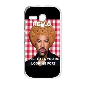 Rich Tea Motorola G Cell Phone Case White GSO