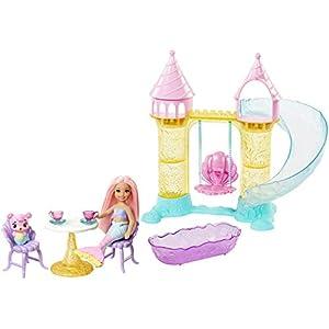 Barbie Dreamtopia Mermaid Playground Playset,...