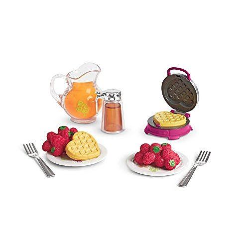American Girl Truly Me Waffle Breakfast Set (Breakfast Set)