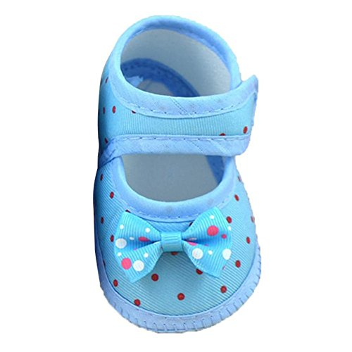 [해외]여자 공주 신발, Mosunx (TM) Baby Bowknot Sneakers 부드러운 어린이 신발/Girls Princess Shoes, Mosunx(TM) Baby Bowknot Sneakers Soft Crib