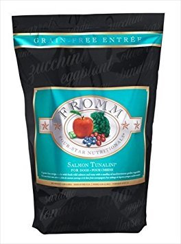 Fromm Four-Star Salmon Tunalini Dog Food, 26 Lb ()