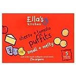 Ella's Kitchen Cheese & Tomato Puffit...