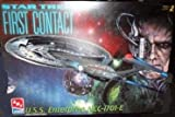 Star Trek 1st First Contact U.S.S. Enterprise NCC-1701-E Model Kit