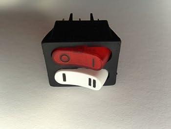 La Pavoni Europiccola Double Power Switch