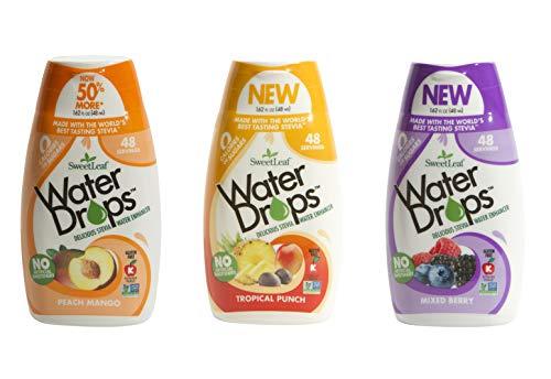 Sweetleaf Water Drops 1 62 pack