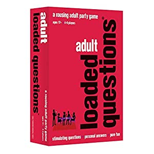 All Things Equal Adult Loaded Questions-A Rousing Adult Party Game