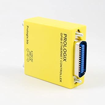 Prologix GPIB-ETHERNET Controller: Amazon com: Industrial & Scientific