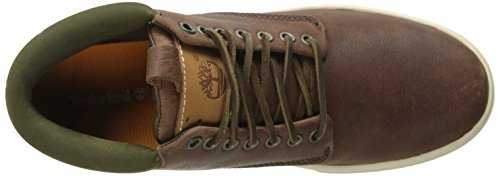 Timberland Men Brown Adventure Ankle Cupsole Brown Boots 0 2 rrBpf