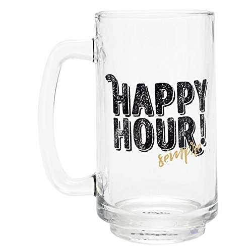 Caneca de Chopp Colonia - Happy Hour! Sempre