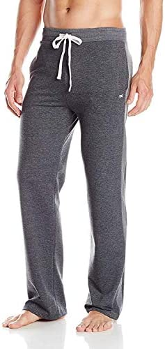 YogaAddict Men's Yoga Long Pants, Pilates, Fitness, Workout, Meditation, Lounge, Tai Chi, Capoeira, Martial Arts Pants