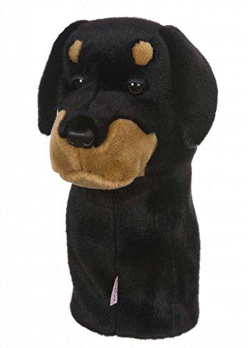Rottweiler Head - Daphne's Rottweiller  Headcovers