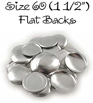 500 sets of  cover button 1 18 inch Size 45  Self cover buttons Wire back Cover buttons wholesale 27mm