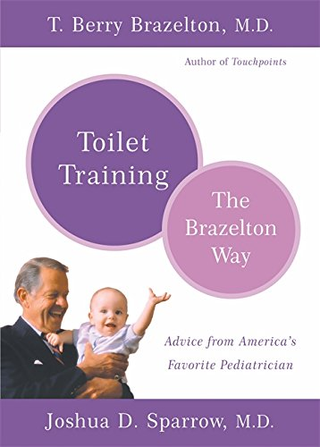 Toilet Training-The Brazelton Way (Charts Bible Child Training)