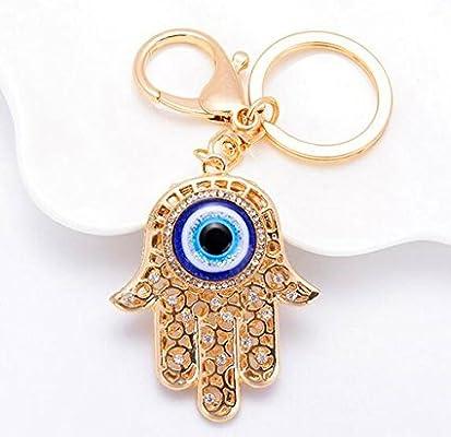 jewelbeauty mal de ojo mano de Fátima llavero bolso de mano ...