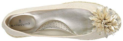 Women Shoes Bandolino Flat Gold Blondelle HddSqzR