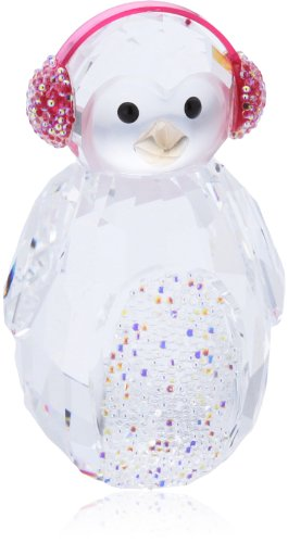 Swarovski Seasonal Symbols 5004495 Rocking Penguin 2.4 x 4 CM