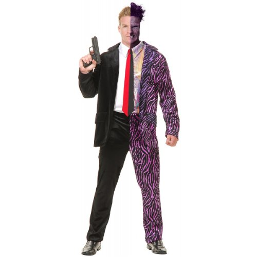 Split Personality Adult Costume - X-Large -