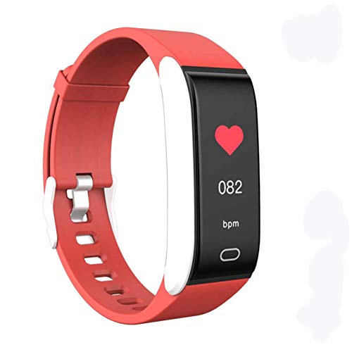 Laxcido Fitness Tracker HR, Activity Watch with Blood Pressure Heart Rate Sleep Monitor 14 Mode, Pedometer Step Counter…