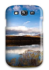 Durable Case For The Galaxy S3- Eco-friendly Retail Packaging(scenery)