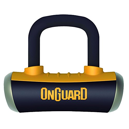 ONGUARD 8048 Boxer Black 14mm X4 Shackle Disc ()
