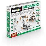 "Engino ""STEM Mechanics Gears and Worm Drives Set"