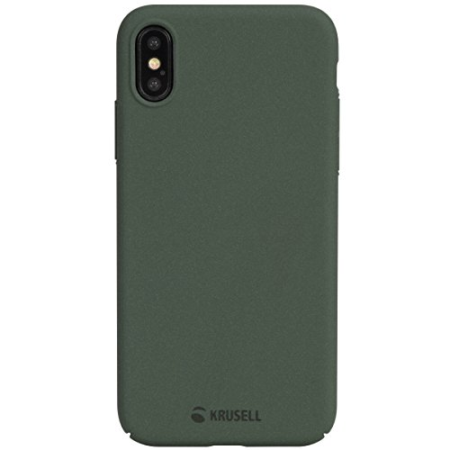 Krusell Cell Phone Case for Apple iPhone X - Moss