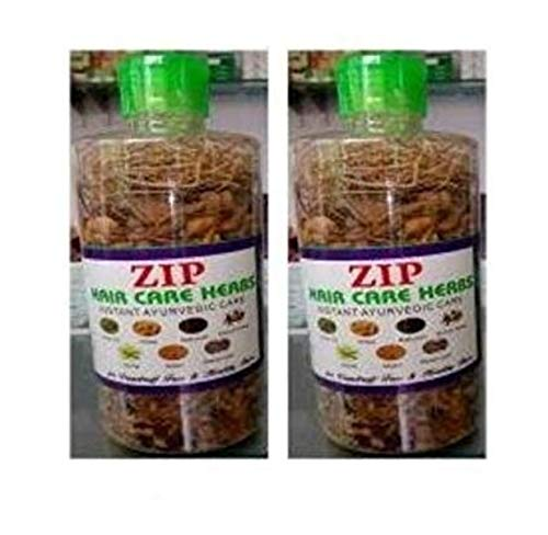 Zip_sold by dealsIndia Pack of 2 Bottles Herbs Hair Care, Migraine, headache, cool, Danruff and for muscles joints pain (Body) (Natural Colour)