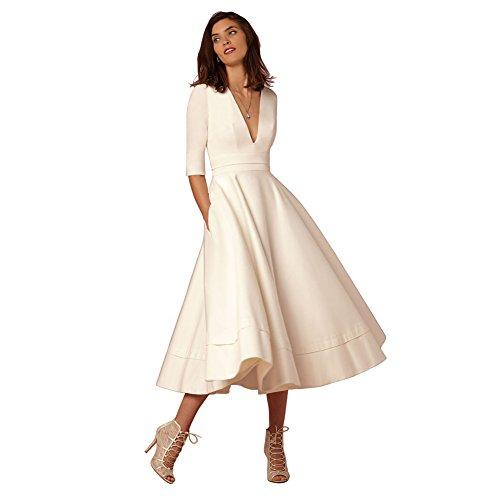 Zip Sleeve Dress - 6