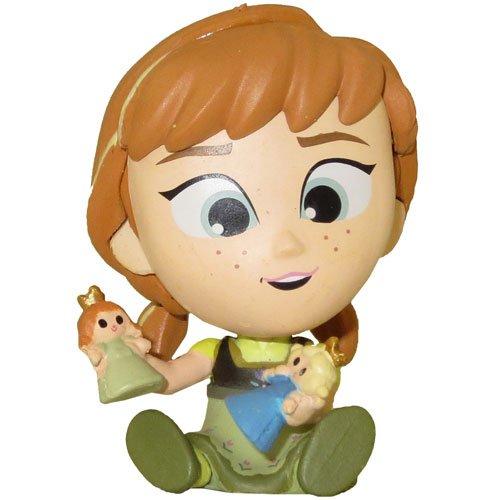 Young Anna Sitting 1//24 Rarity Funko Disney Frozen Mystery Mini Action Figure