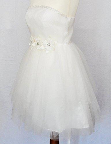 Brautkleider Grã¶ãÿe 48 | Lactraum Lf4061 Brautjungfernkleid Ballkleid Abendkleid