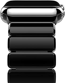 Oittm 42mm Stainless Steel Replacement Strap Bracelet iWatch