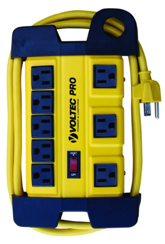 (Voltec Industries 11-00227 8-Outlet HD Power Station)