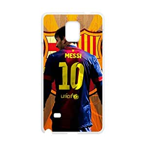 2015 Bestselling neymar vs messi Phone Case for Sumsung Note 4