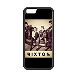 1D One Direction logo iPhone 6 4.7 Inch Cell Phone Case Black uvz