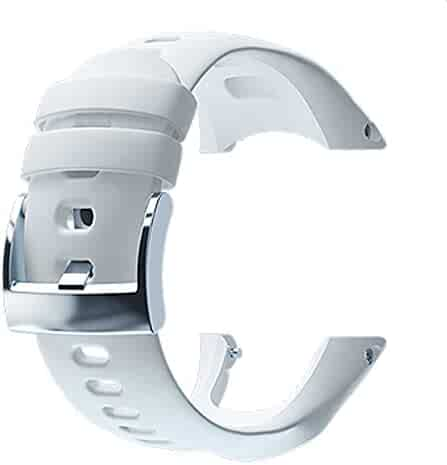 SUUNTO AMBIT3 SPORT WHITE SILICONE WATCH BAND STRAP