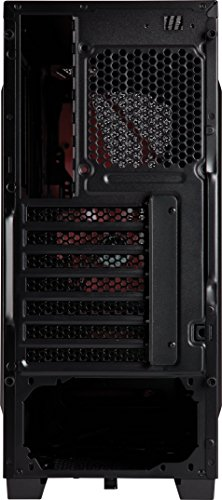 Corsair Carbide SPEC-04 Mid-Tower Gaming Case- Red by Corsair (Image #1)