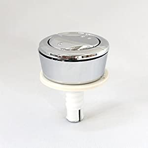 wirquin toilet push button dual flush water saving chrome